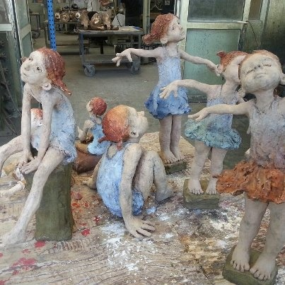 Jurga Sculpteur.  I love all of her work.#sculpture  #Jurga #Jurga_Martin