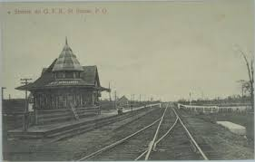 Petite gare