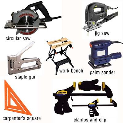This is the best list I've seen of recommended tools to have for a homeowner and a DIYer!