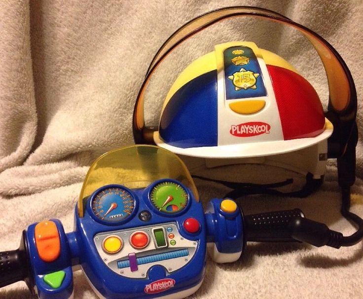 218 best others sellers 39 great finds images on pinterest - Playskool helmet heroes police officer ...