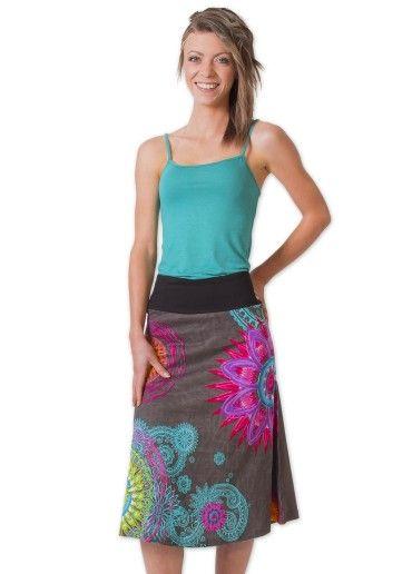 Grey NOELY Skirt