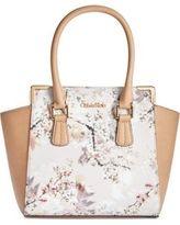 Calvin Klein Saffiano Crossbody - Floral