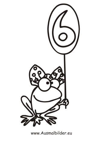 9 besten Malvorlagen Bilder auf Pinterest  Ausmalen Geburtstage und Geburtstagstorte