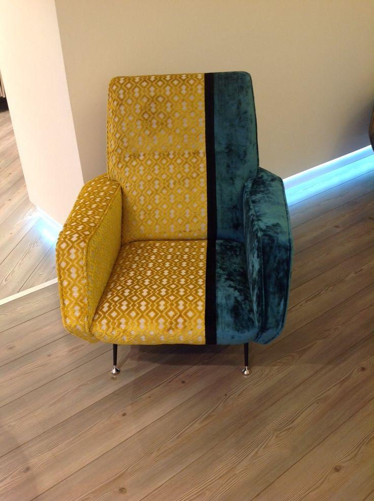 Vi sentite #Rock quanto le nostre poltrone?  La nuova #collezione di tessuti #TheVelvet è stata studiata per chi ha un animo moderno e strong.  La poltrona è realizzata con i seguenti tessuti: - #Rock, Collezione The Velvet. - #Fatale , Collezione The Velvet.  Visita il nostro sito www.ctasrl.com  #chic #lavorazioneartigianale #madeinitaly #tessuti #interiordesign #tendaggi #textile #textiles #fabric #homedecor #homedesign #hometextile #decoration