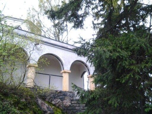 Garden of Tarvaspää.