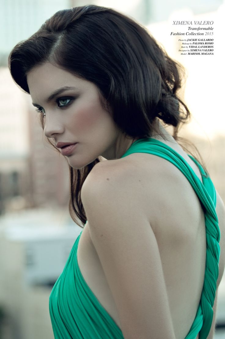 Marisol Magaña by Jackie Gallarado. Makeup by Me Paloma Romo for Ximena Valero ~ Makeup: Paloma Romo ~ Hair Stylist: Vidal Landeros