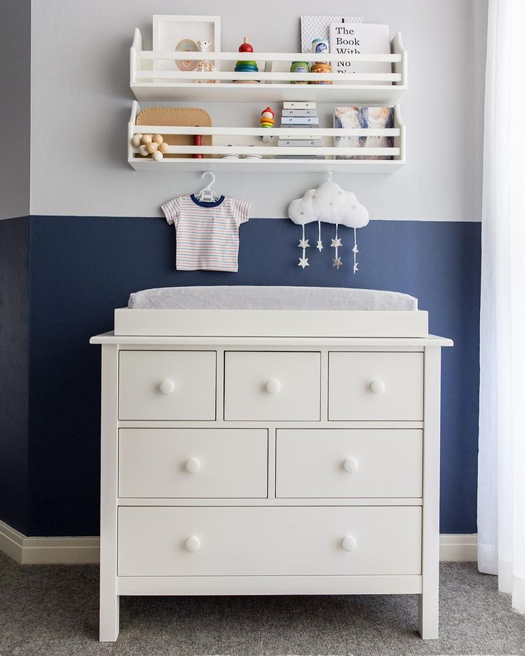 Love the Kendall Dresser as seen in @sunday_collector's nursery? Our furniture sale is now on - with 20% off Larkin Remy and Kendall collections.  @jacqui_turk #mypbk #sale #nursery by potterybarnkidsaus