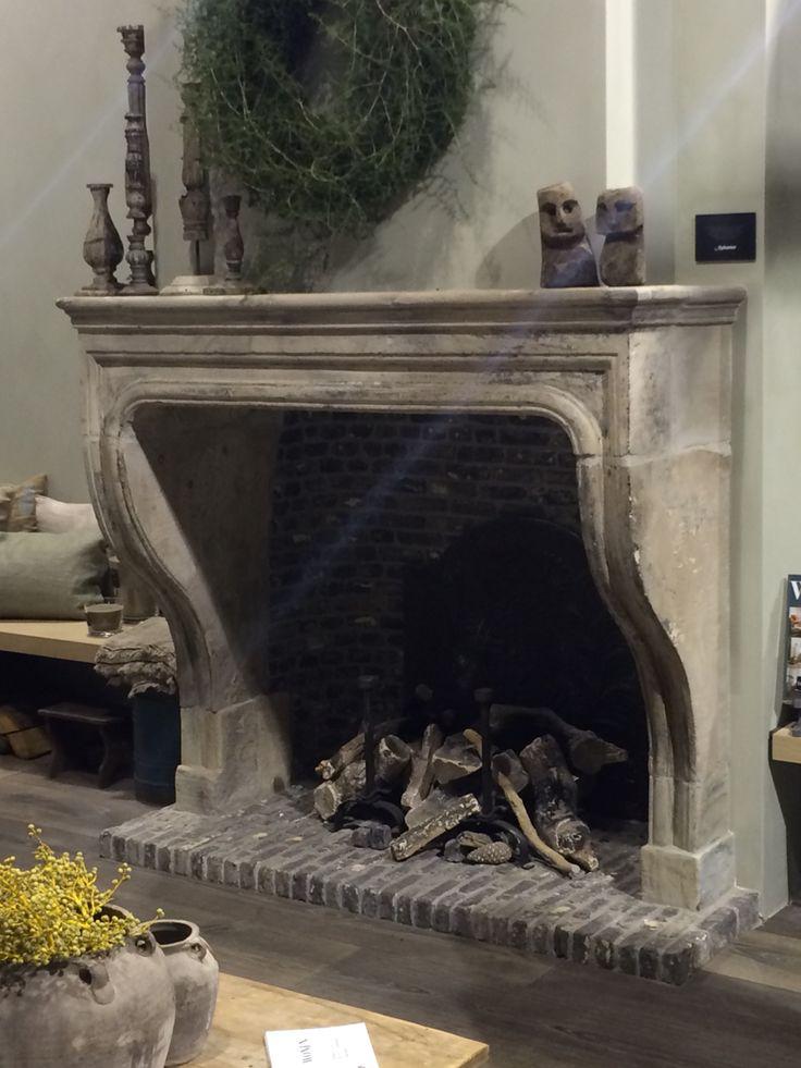 Fireplace - open haard - Landelijk