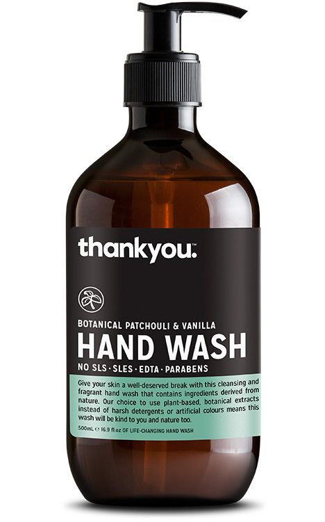 My favourite of their hand washes - Thankyou - Body Care