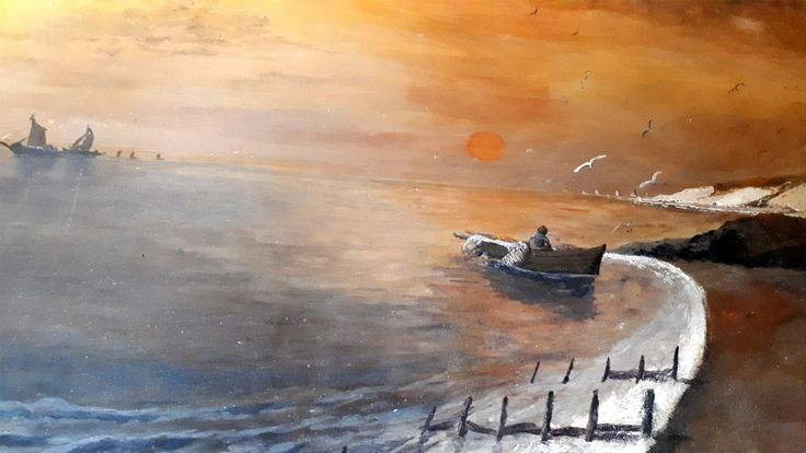 Art by Mark Noble - paintings (Pen and ink, pencil, graphite dust, oil pastels, oil paints and acrylics) - ed.17  #b2zonemagazine #b2zoneservice
