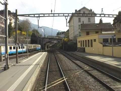Genève - Brig