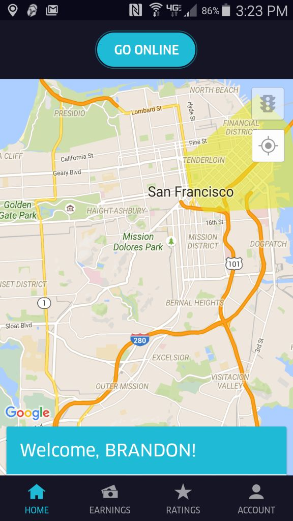 Best Being An Uber Driver Ideas On Pinterest Uber Driver - Uber heat map us
