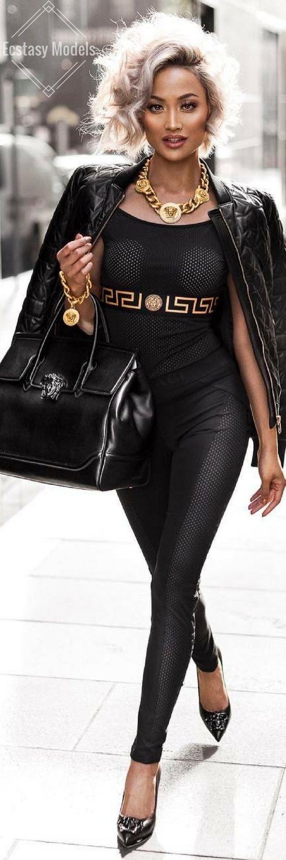 Versace Slay // Fashion Look by Micah Gianneli