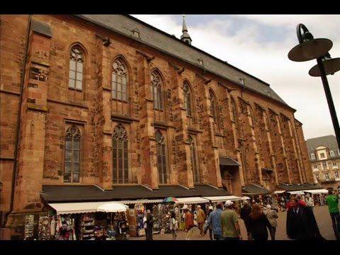 Fotos de: Alemania - Heidelberg 1ª Parte - Ciudad