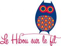 Tissus Le Hibou sur le fil : http://www.lehibousurlefil.be/