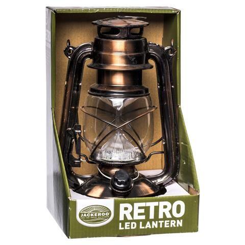 Retro LED Lantern | Kmart
