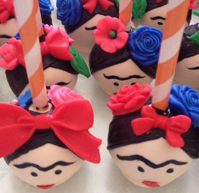 Manzanas de Frida