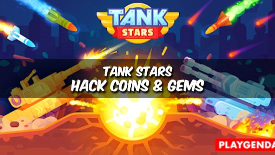 Hack 999!] Tank Stars Cheat Free Coins Gems 2018 | [Hack 999