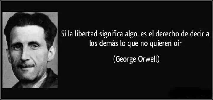 George Owell