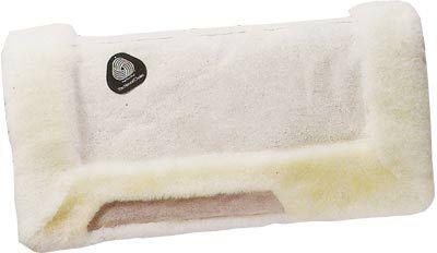 Western Sheep Skin Saddle Pad | Shop New Zealand NZ$ 449.90