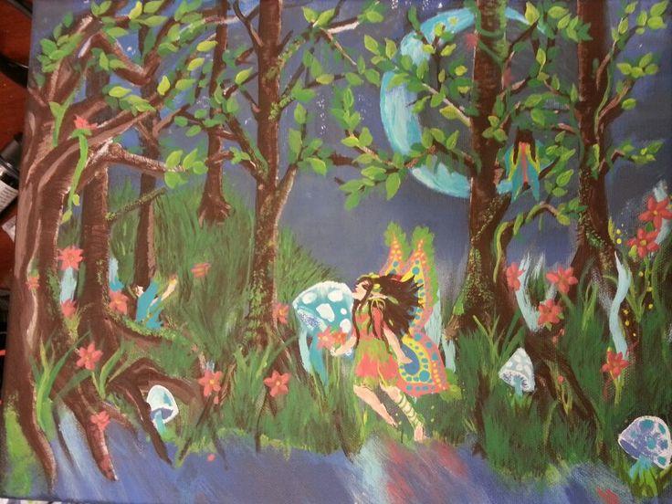 Nursery Art by Amber Crawford