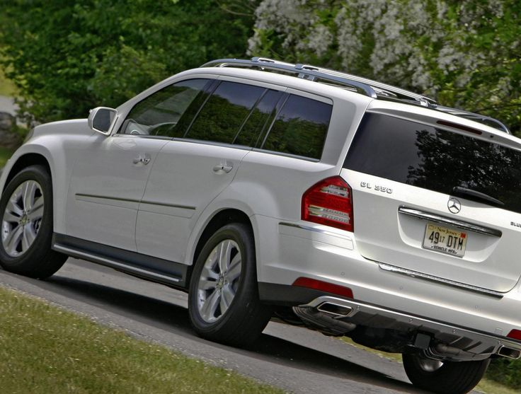 GL-Class (X164) Mercedes lease - http://autotras.com