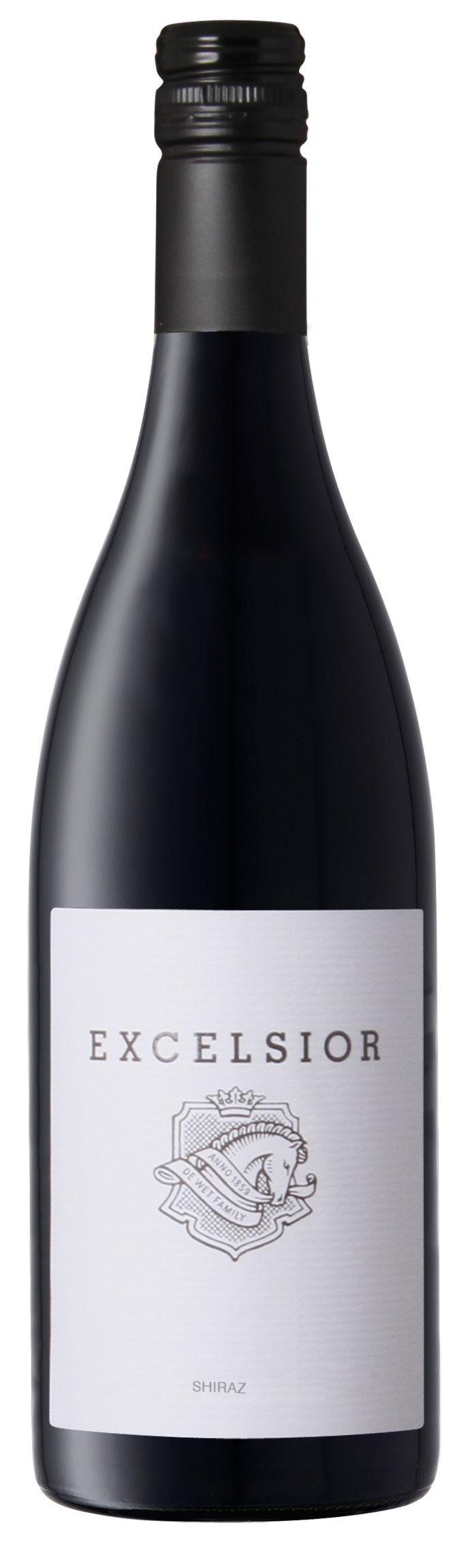 Excelsior Shiraz 2011, EUR 7,20 --> Wein online kaufen bei Shiraz & Co | Spezialist für Übersee Wein