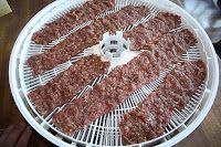 2 # ground lean beef or venison 1 # ground chicken, turkey, or duck 1 tsp. onion powder 1 tsp. garlic powder 1 tsp. ground black pepper ...
