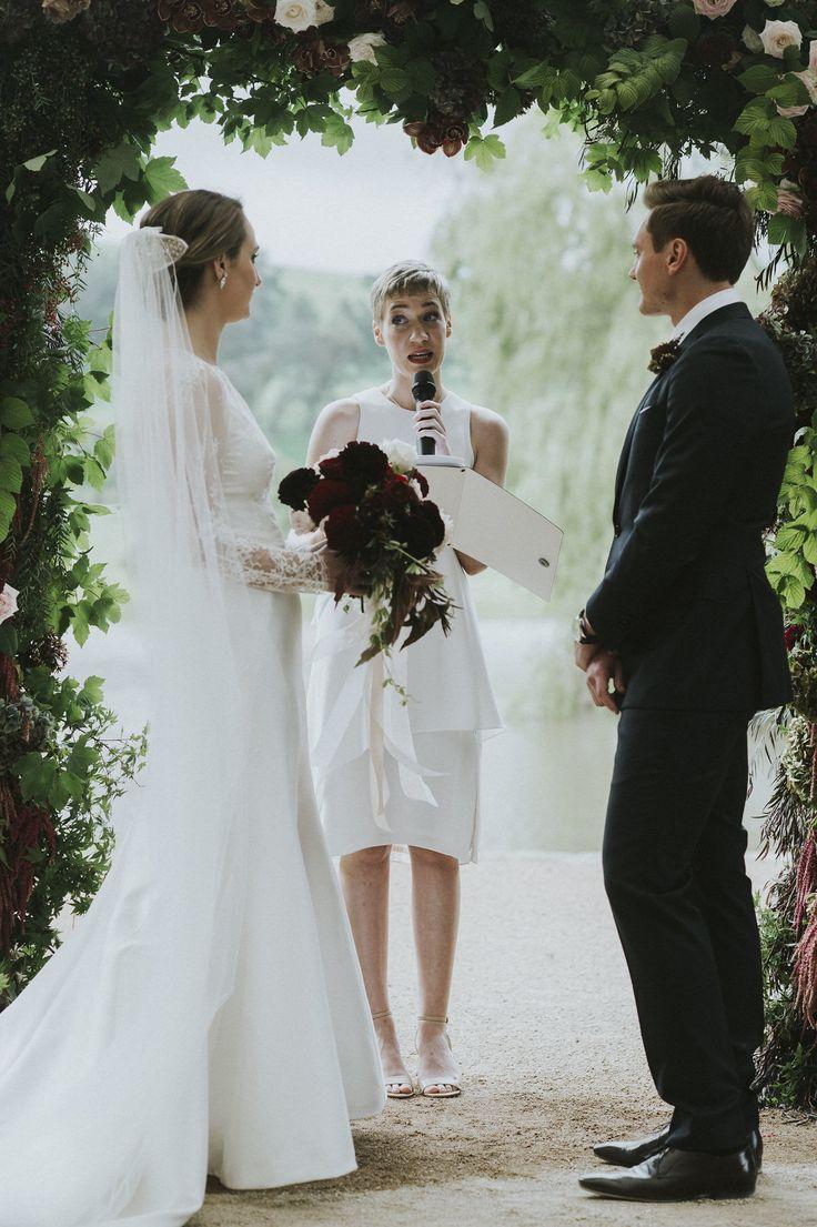 Ethereal Old World Elegance Wedding At Bendooley Estate
