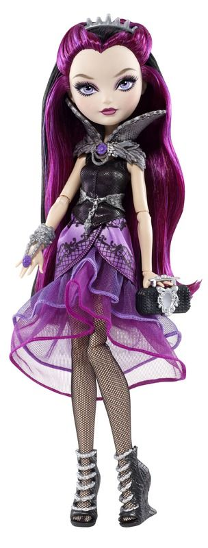 EVER AFTER HIGH™ RAVEN QUEEN™ Doll - Daughter of Evil Queen  Don't have this one yet