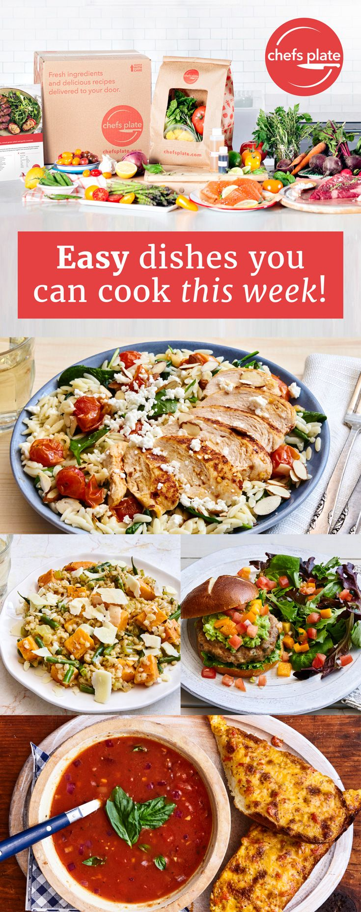 7 Exciting New Recipes Every Week!