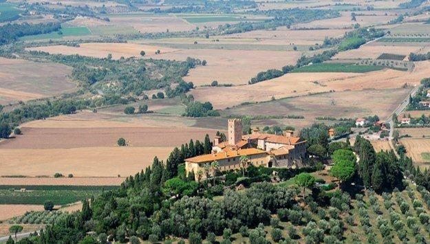 Castello di #Marsiliana #maremma near #capalbio www.principecorsiniholidays.com