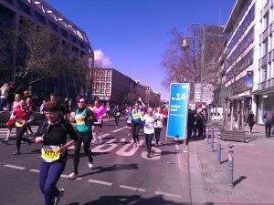 Halbmarathon Berlin 2013