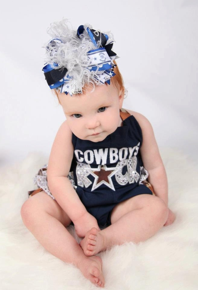 17 Best Images About Dallas Cowboys Baby Fun On Pinterest