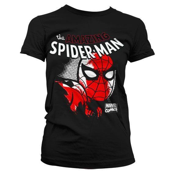 Spider-Man Amazing Koszulka Damska
