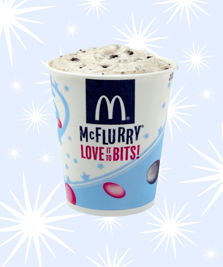 McDonald's is replacing it's McFlurry machine, but don't worry, there's something new!