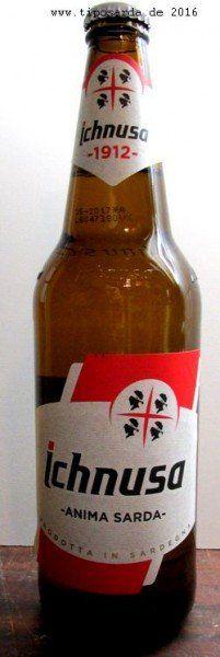 Anima sarda - Birra Ichnusa 0,66l | tiposarda - sardische Spezialitäten Shop