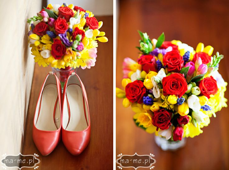 Kolorowy bukiet/ Colorful bouquet