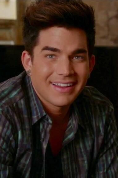 "Adam Lambert on Glee ""Frenemies"""
