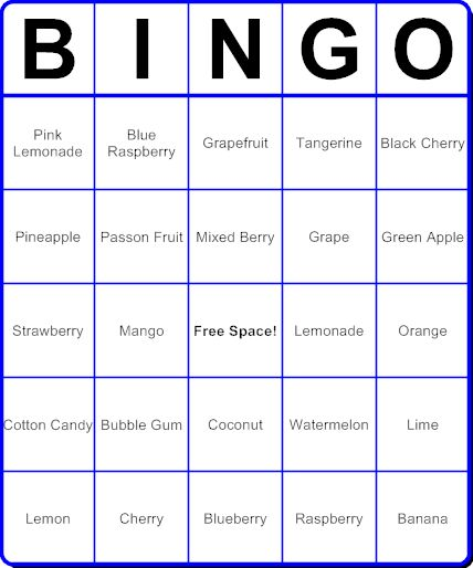 150 Best Bingo Cards Images On Pinterest | Bingo Cards, Football