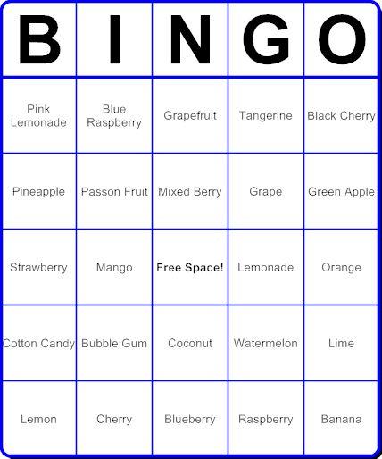 Best Bingo Cards Images On   Bingo Cards Football