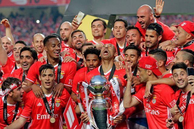 Benfica tetracampeão
