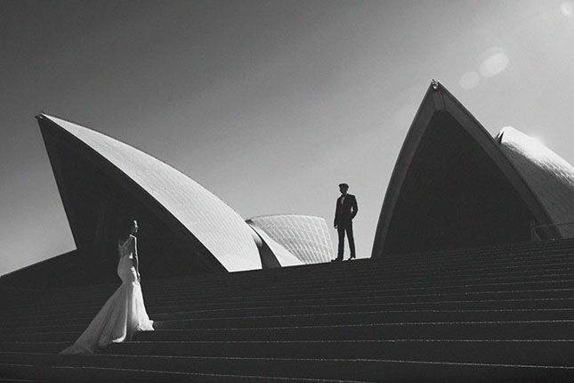 Getting Hitched? Get Inspired With the Best Wedding Photos in the World via Brit + Co.