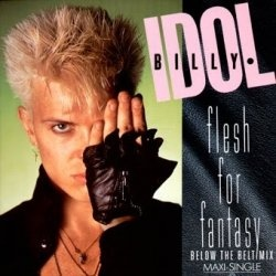 Billy Idol - Flesh for fantasy, That's what I call maxi single! 1983
