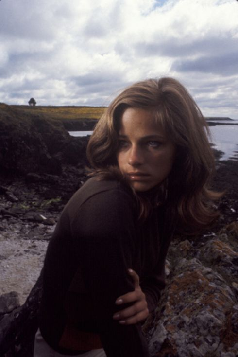 Charlotte Rampling by Jerry Schatzberg. Please, oh please, let me be her in my next reincarnation.