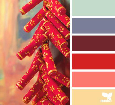 Firecracker hues