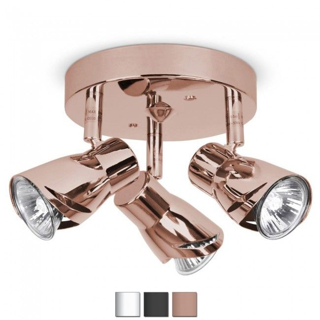 Large Modern Silver Chrome 6 Way Kitchen Ceiling Spot: 1000+ Ideas About Ceiling Spotlights On Pinterest
