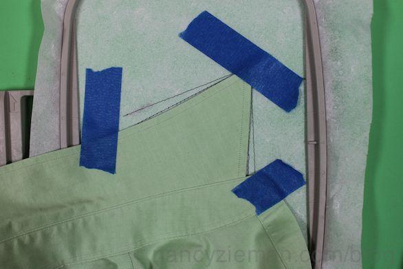 Nancy Zieman/Eileen Roche/Perfect Placement Embroidery | Nancy Zieman Blog