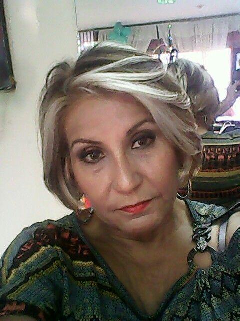 Maquillaje para señoras de 60 años  feliz cumleaños alix