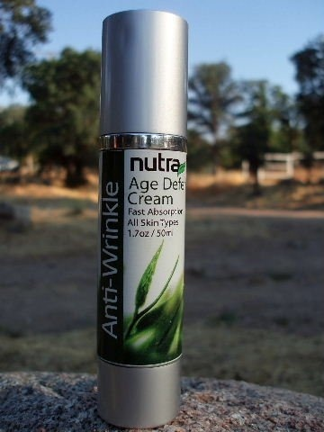Nutra Ultra Defense Cream A-Estriol Cream Anti-Aging-Anti-Wrinkle Cream $32.50 anti-aging-creams-i-need-for-beautiful-younger-loo